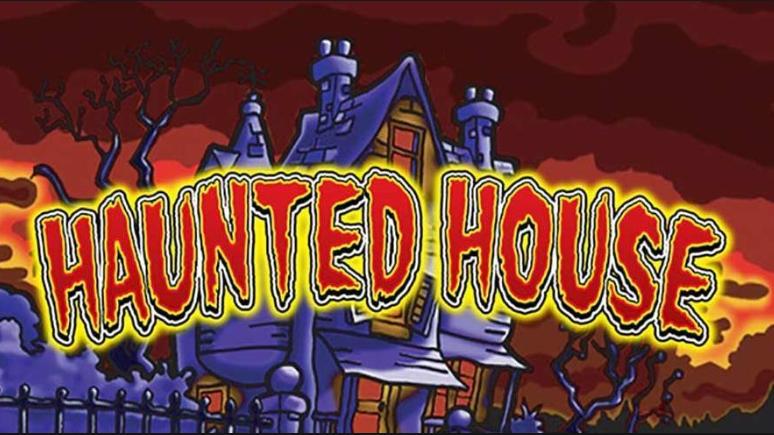 slot machine haunted house